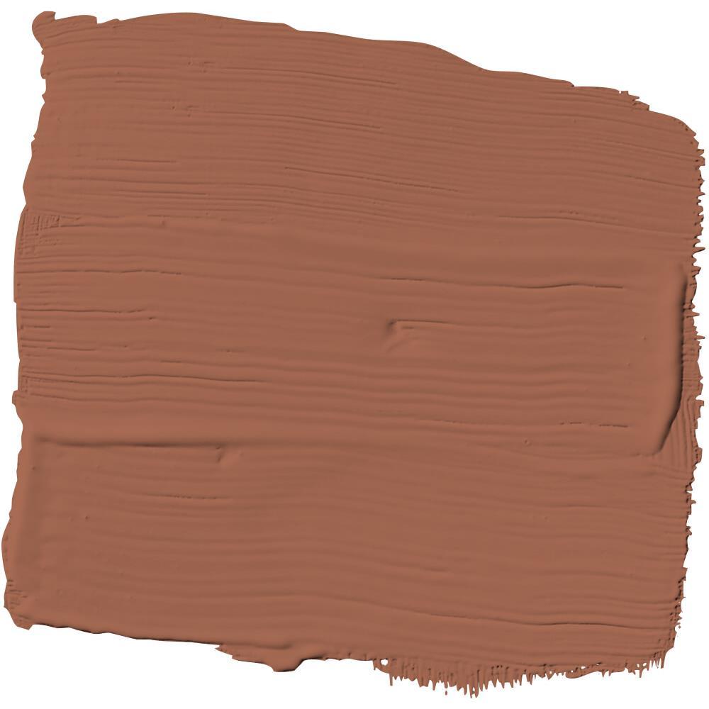 Classic Brick Red Orange Copper Paint And Primer Glidden High Endurance Plus Interior Walmart Com Glidden Copper Paint Orange Copper