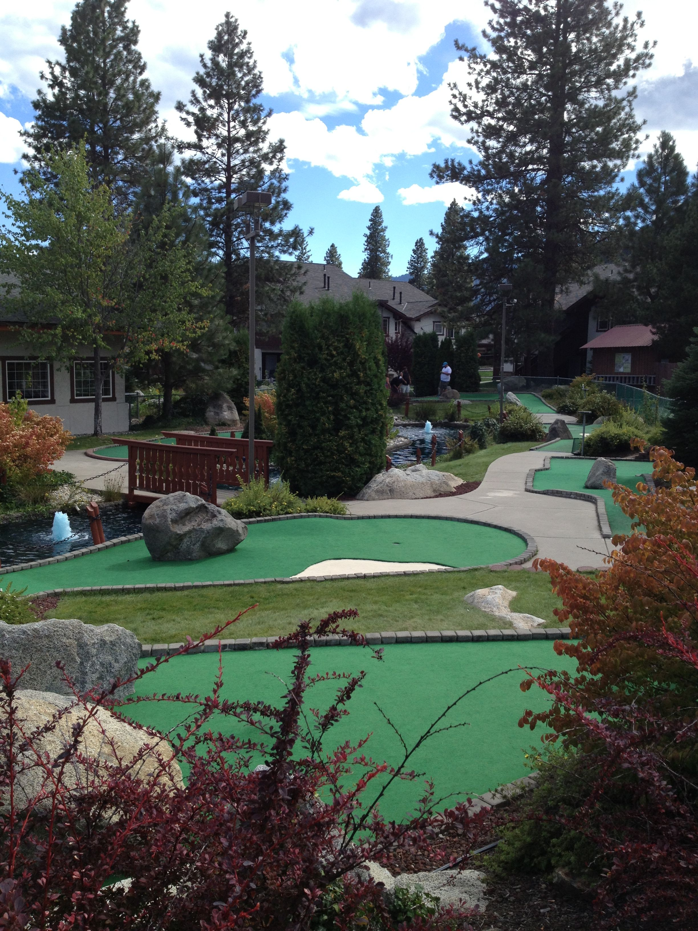 Icicle Junction Family Fun Center. Mini-Golf near ...