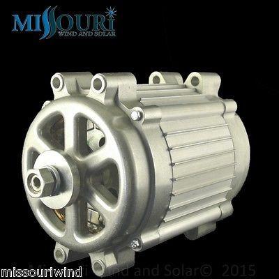 Freedom Ii Pmg 24 48 Volt Permanent Magnet Alternator Generator 4 Wind Turbines