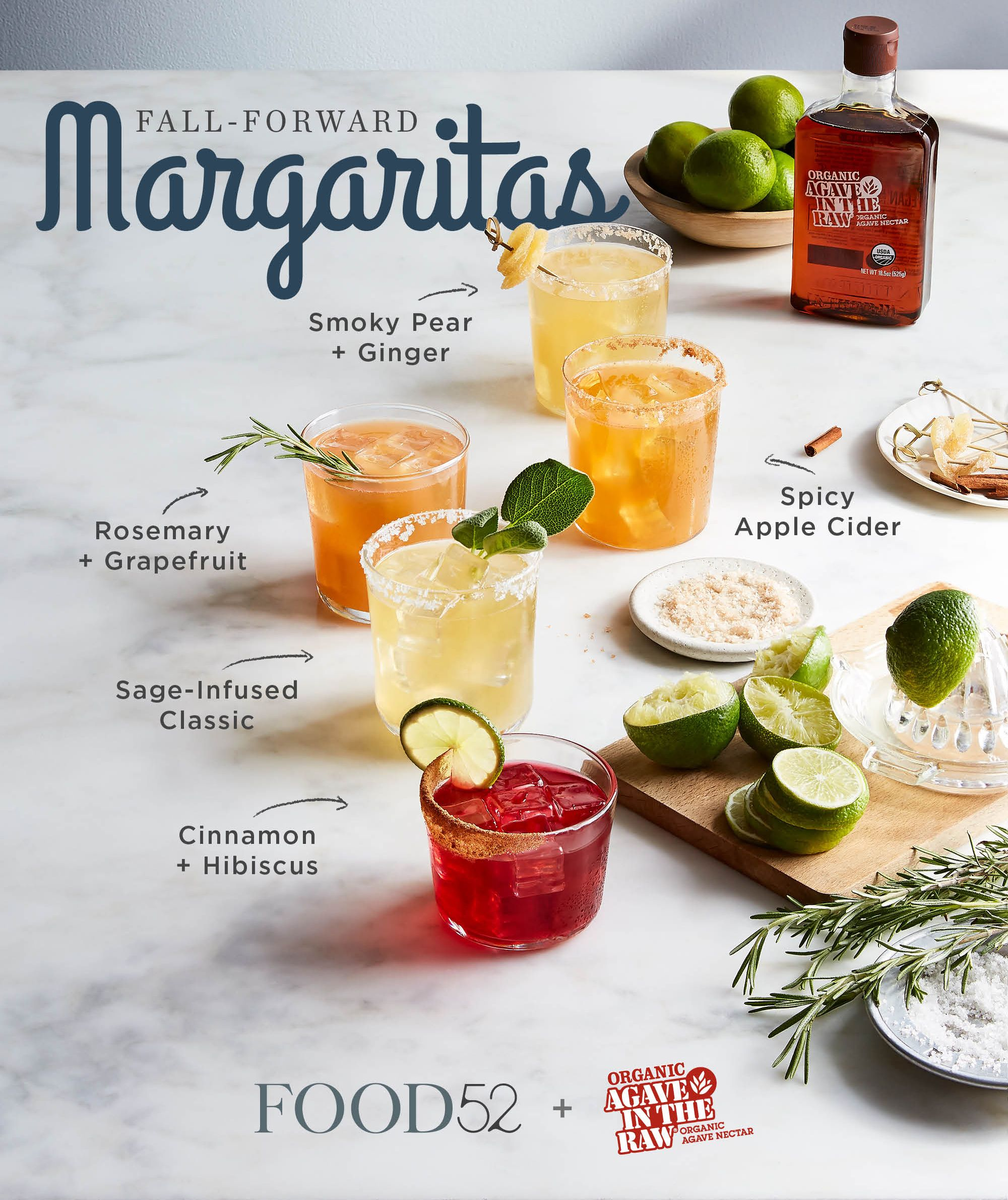 5 Margarita Recipes Perfect For Fall