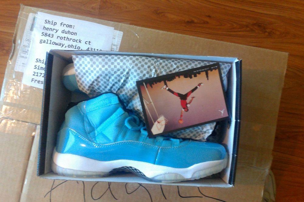 de5efdc844b8cf Authentic Nike Air Jordan XI Pantone sizes  8