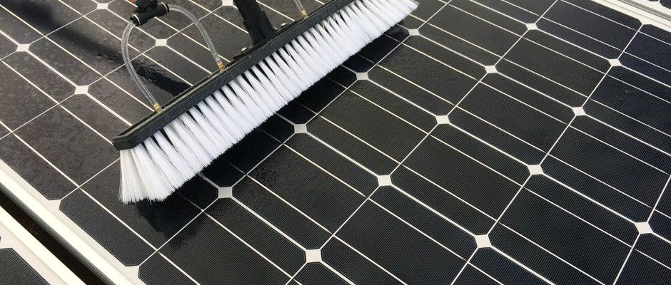 Crystal Clear Solar Can Offer You The Best Commercial Solar Panel Cleaning Brisbane At Reasonable Rates For In Solar Panels Best Solar Panels Cleaning Service