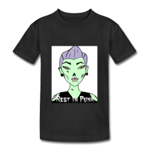 Rest in Punk Shirt #zombies #apocalypse #fun #pastelgoth #shirt #menswear #fashion #grunge