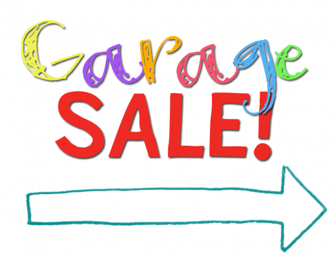 Garage Sale Sign Free Printable W Yardsale Tips Tricks Garage Sale Signs Yard Sale Signs Garage Sale Tips