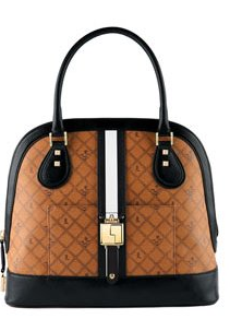 I have a thing for Gwen Stefani s older line of L.A.M.B. bags-this is the  brown Signature Montego 0cb62c9c91966