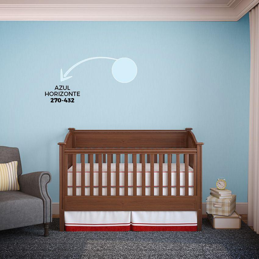 Si quieres para tu bebé varón una decoración bastante masculina ...