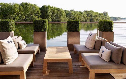 Lounge Set Tuin : Mooie loungeset tuin ogród verandas