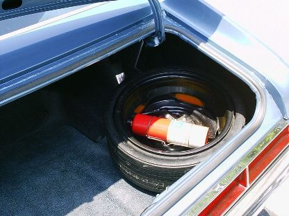 Preparedness: Things You Should Have In Your Car