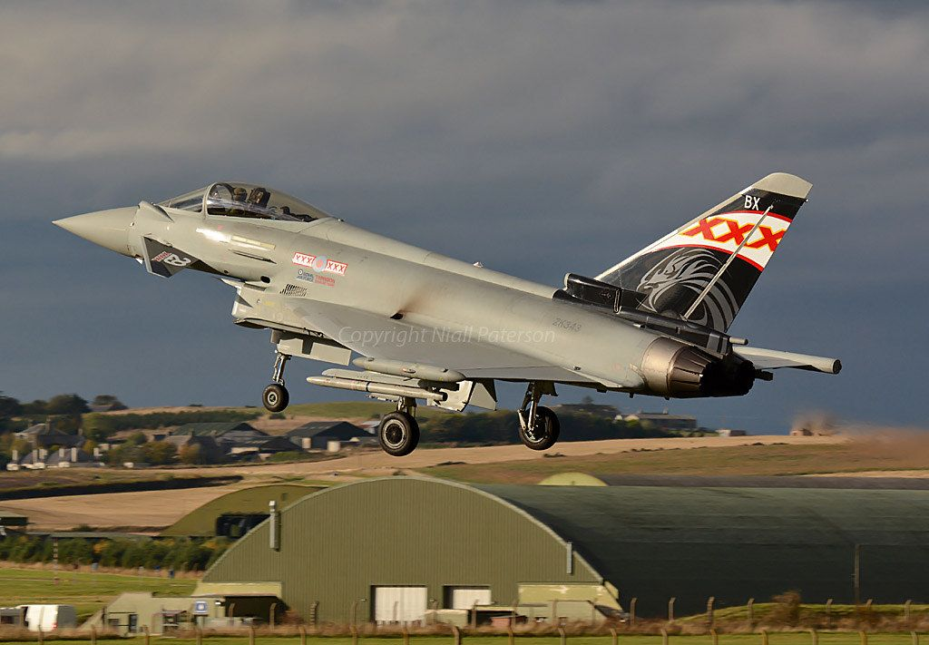 RAF Typhoon FGR.4