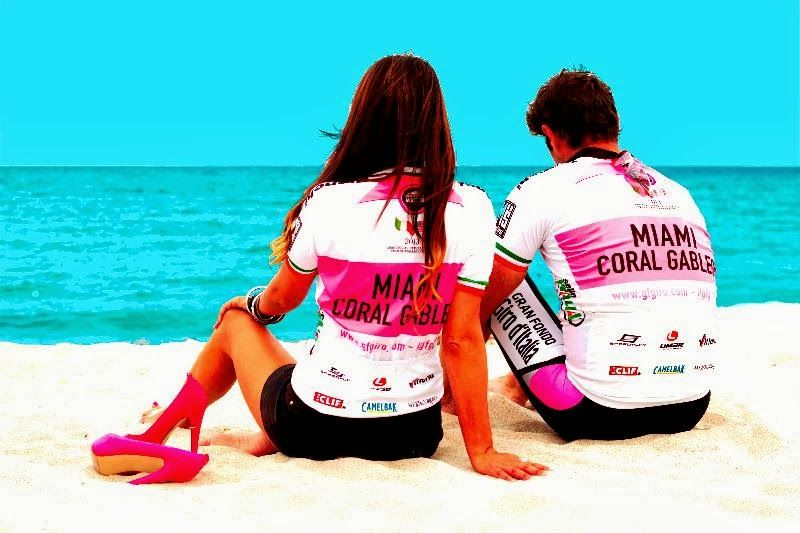 The Miami Bike Scene: Gran Fondo Giro d'Italia | Miami - Coral Gables