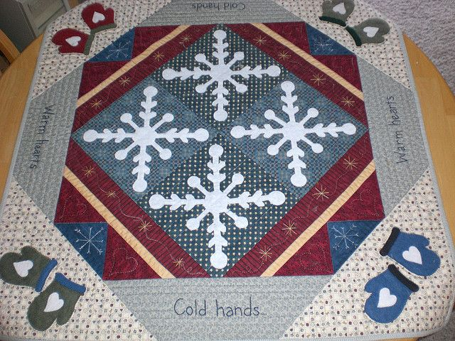A Fresh Look at Seasonal Quilts by Julie Poppa
