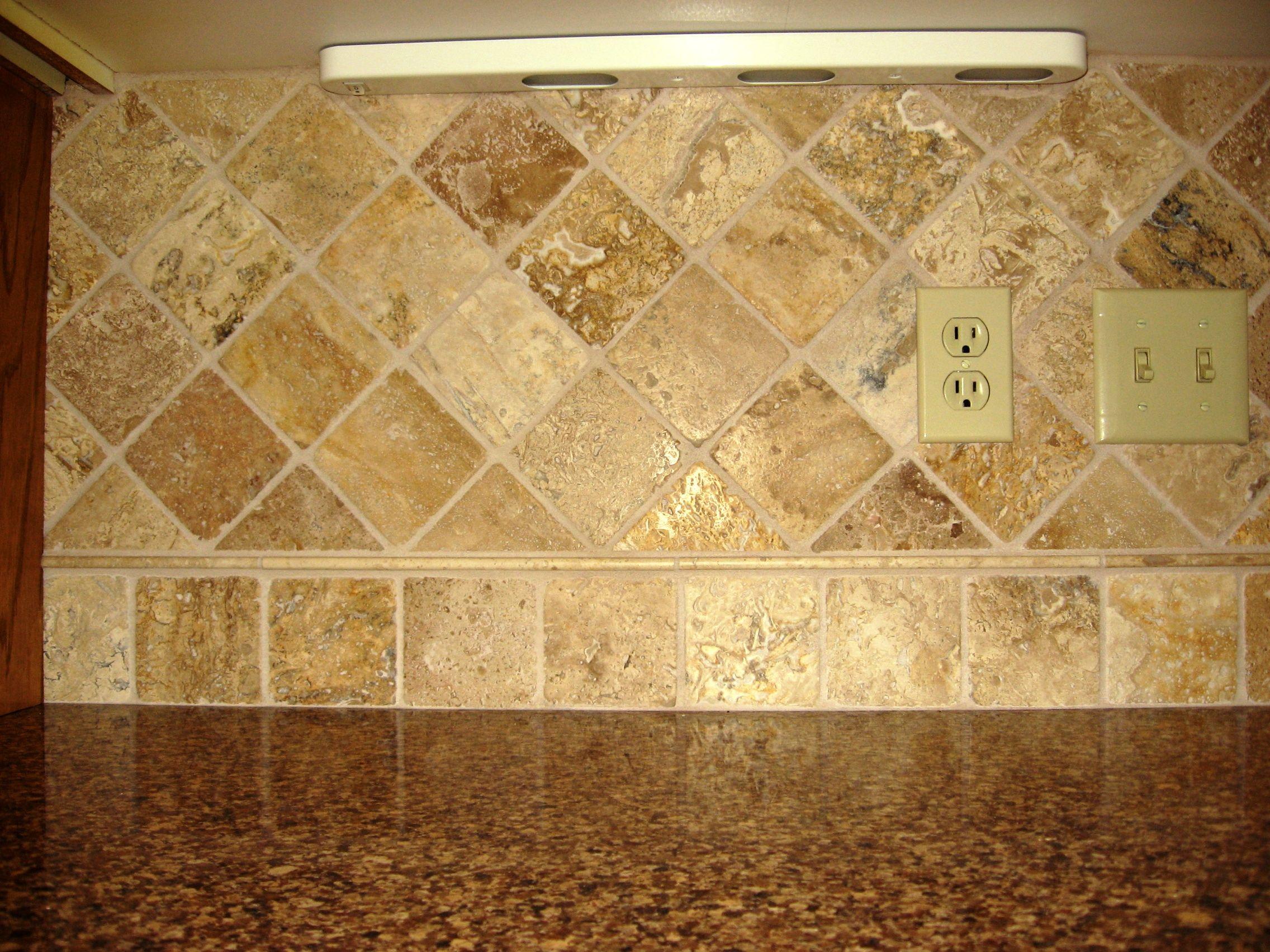 Houses: Kitchen Backsplash Tile Pattern Design Ideas | Back Splash ...