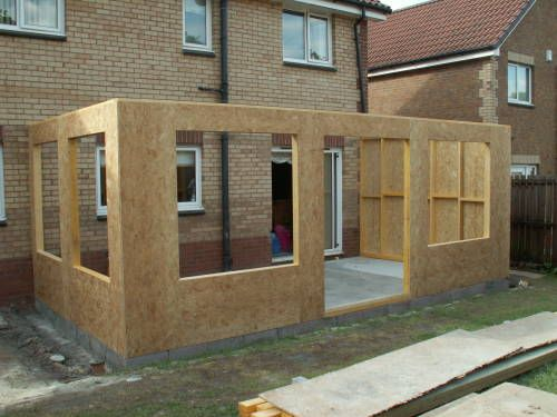 Timber Frame Extension Cost Ireland Garden Room Extensions Room