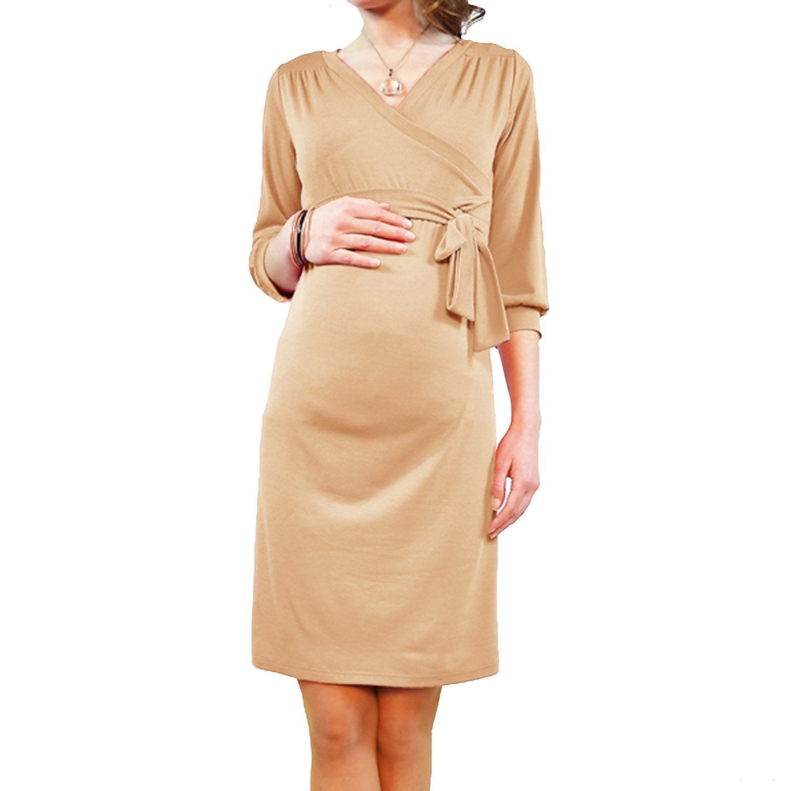 Fancy that clothing womens maternity dress stretch dress 34 fancy that clothing womens maternity dress stretch dress 34 sleeve womens maternity dress ombrellifo Choice Image