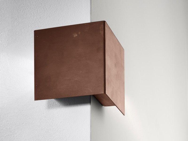 Manine o by lucifero s lampada da parete a led mono