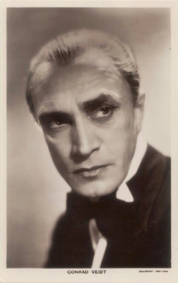 Conrad Veidt possibly Passing on the Third Floor Back 1935
