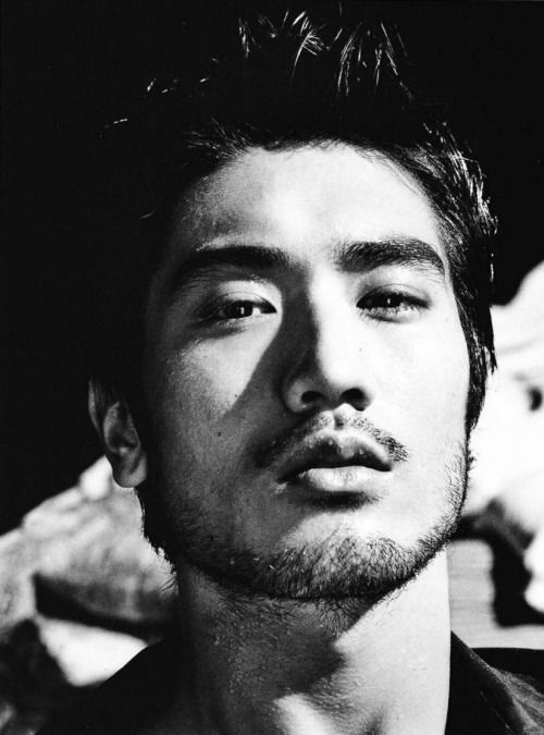 Asian men sexy face