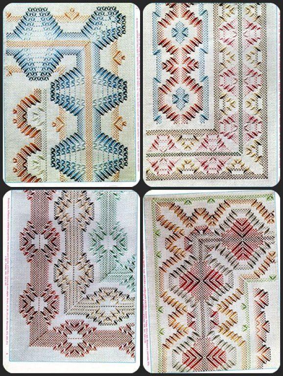 bordado bargello sobre esterilla patrones - Ask.com Image Search ...