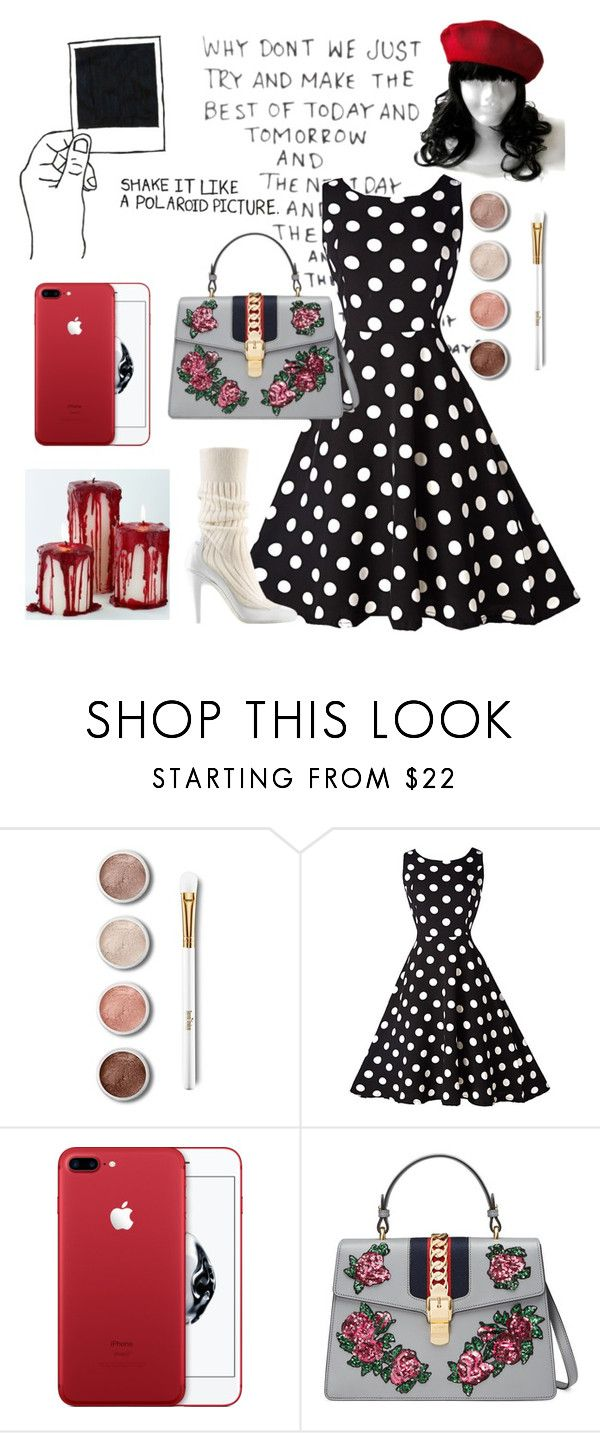 """What a wonderful world"" by fashionistalee ❤ liked on Polyvore featuring Terre Mère and Gucci"