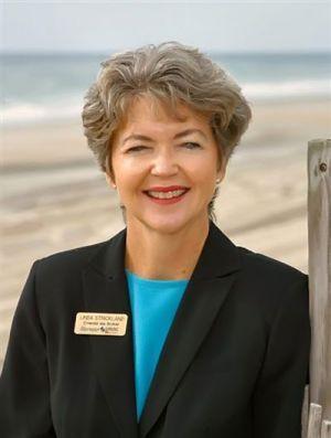 Linda  Strickland