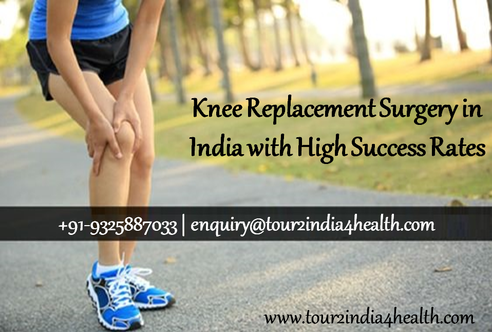 Affordable knee replacement surgery in India with high success rates