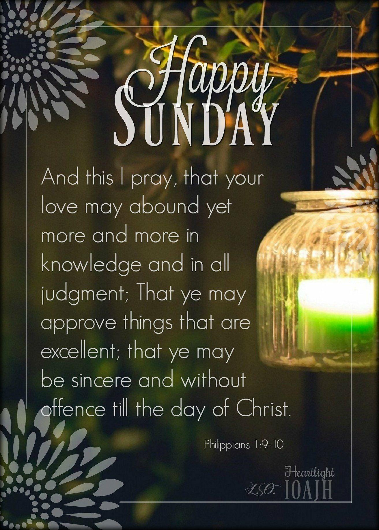 20 Sunday ideas   happy sunday quotes, sunday greetings, blessed ...