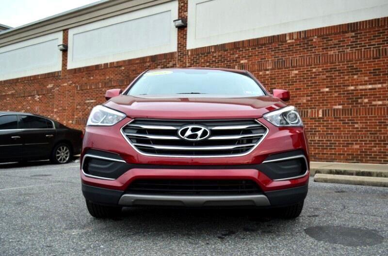 2018 Hyundai Santa Fe Sport Sport 2.4 AWD For Sale in