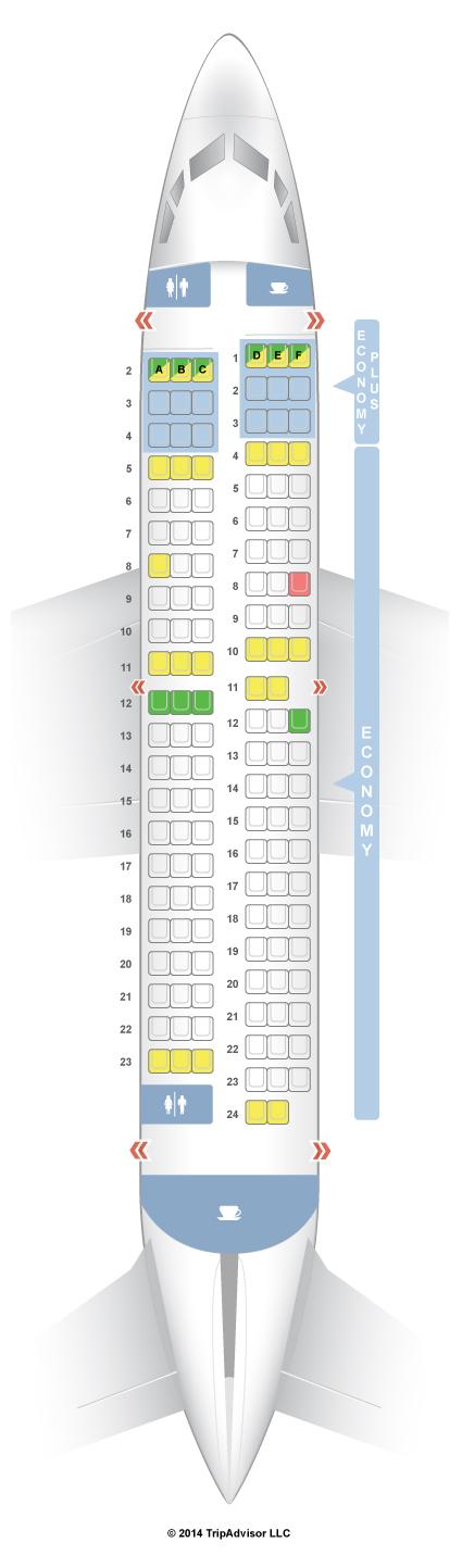 Seat Guru Helping Travelers Choose The Best Airline Seats And In Flight Amenities Seatguru Airline Seats Boeing 737