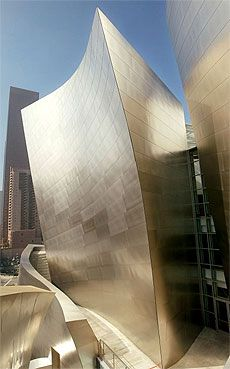 Gehry's Walt Disney Concert Hall