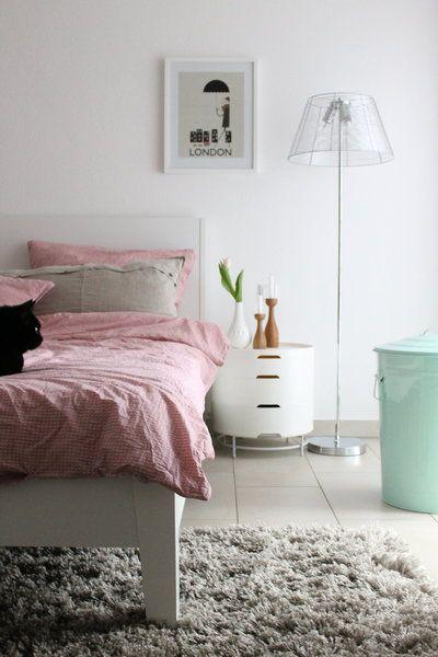 Fröhlich in den Frühling Der März auf Solebich, Tulpe und Fröhlich - schlafzimmer einrichten rosa
