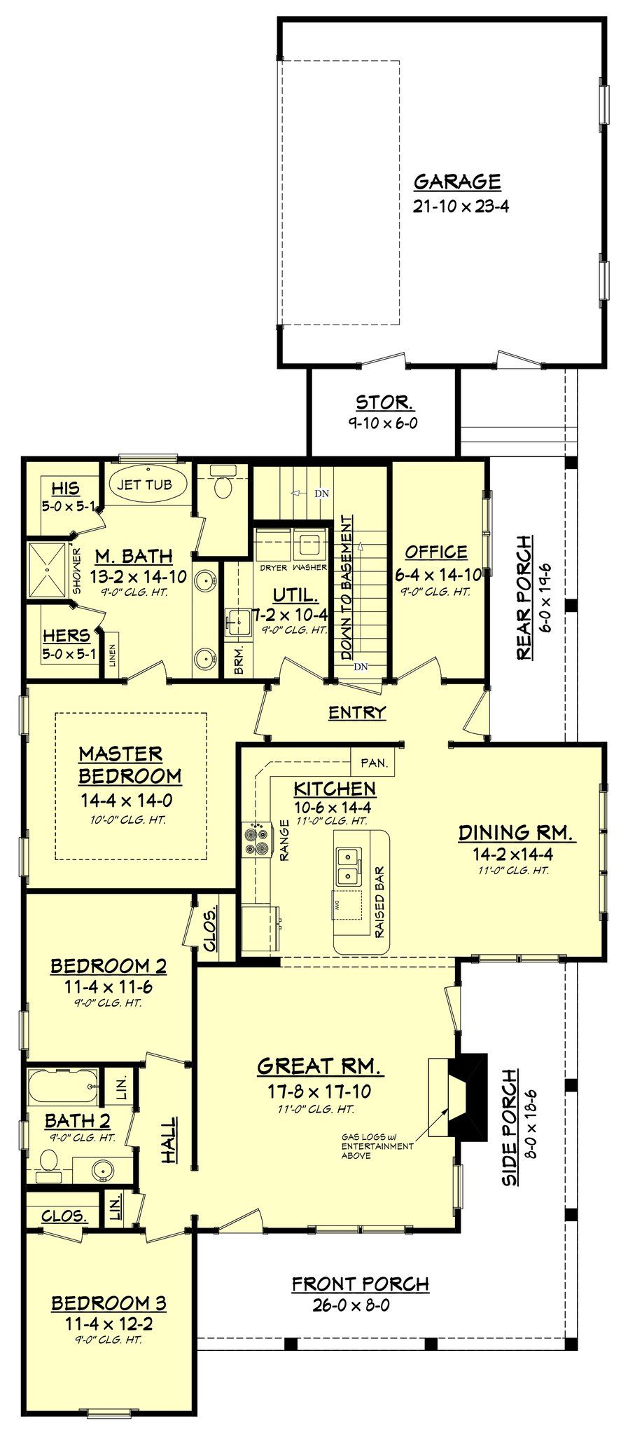 Eplans bungalow house plan two bedroom square feet and bedrooms  from code hwepl some day pinterest also rh