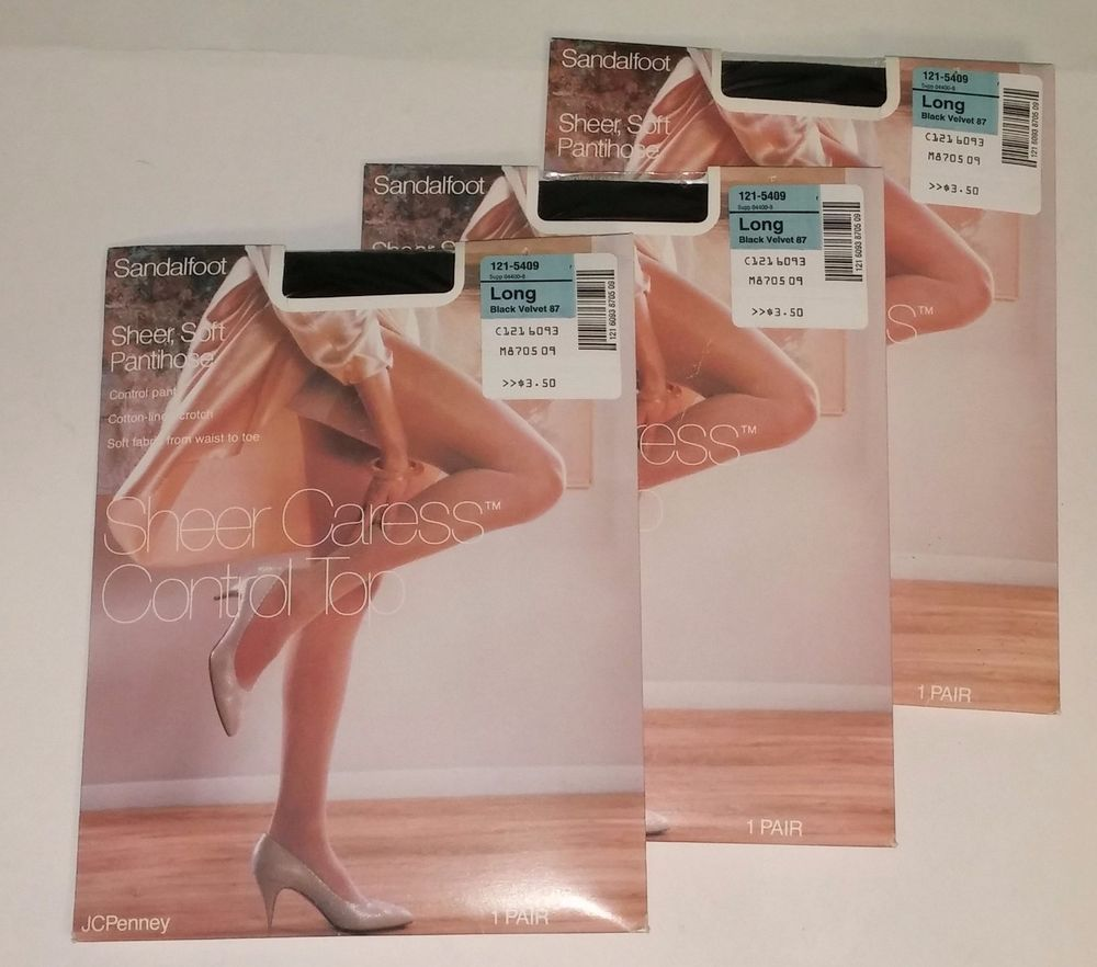 Jc penney pantyhose model