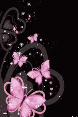Pink Butterfly Live Wallpaper apps - Download for Free on .