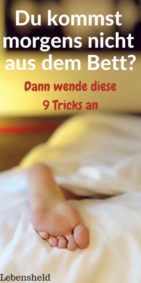 wach werden tricks