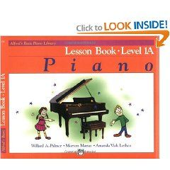 Alfred S Basic Piano Library Lesson Book Level 1a 6 95 Learn Teach Pinterest Piano Piano Lessons And Piano Teaching