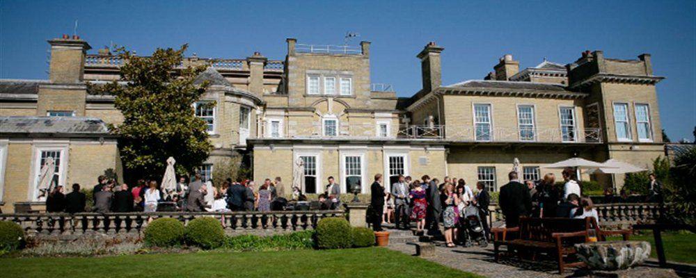 Chilworth Manor Chilworth Southampton So16 7pt Wedding