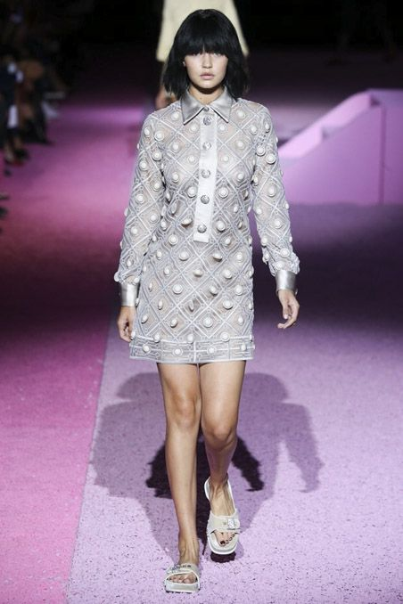 Marc Jacobs Spring 2015 Ready-to-Wear - Collection - Gallery - Look 1 - Style.com