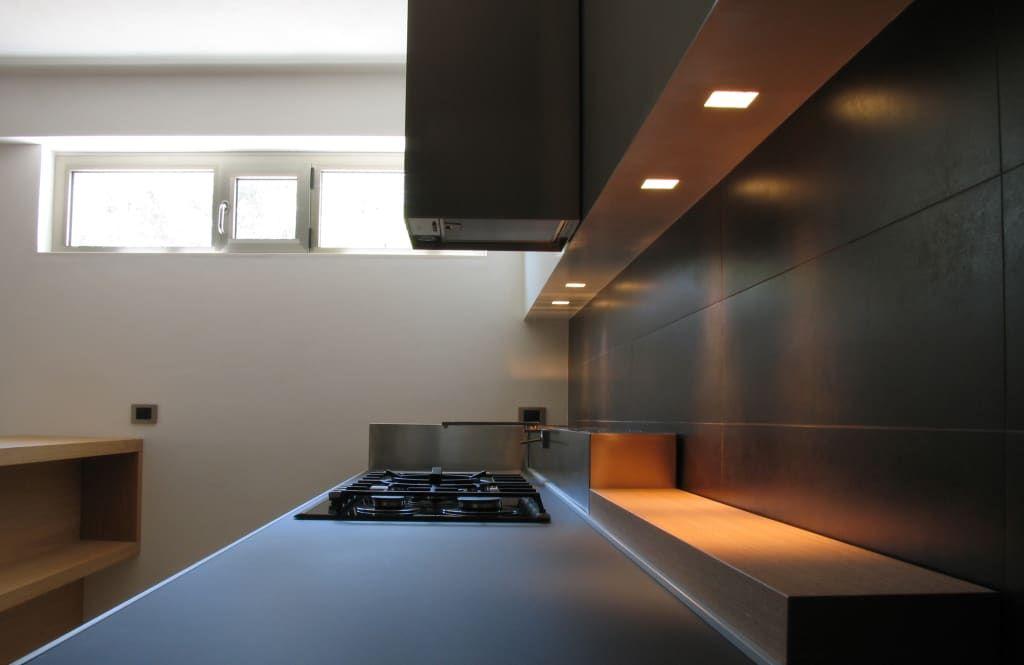 Cucina cucina minimalista di vzstudio architettura minimalista