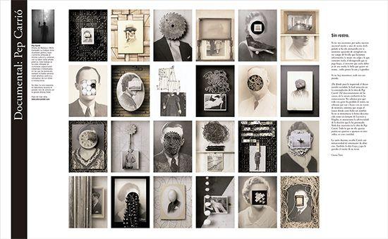 Sin rostro - Pep Carrió // Laboratorio