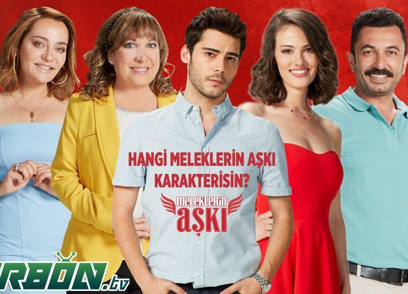 قصة مسلسل حب الملائكة التركي Meleklerin Aski Movies Horror Turk