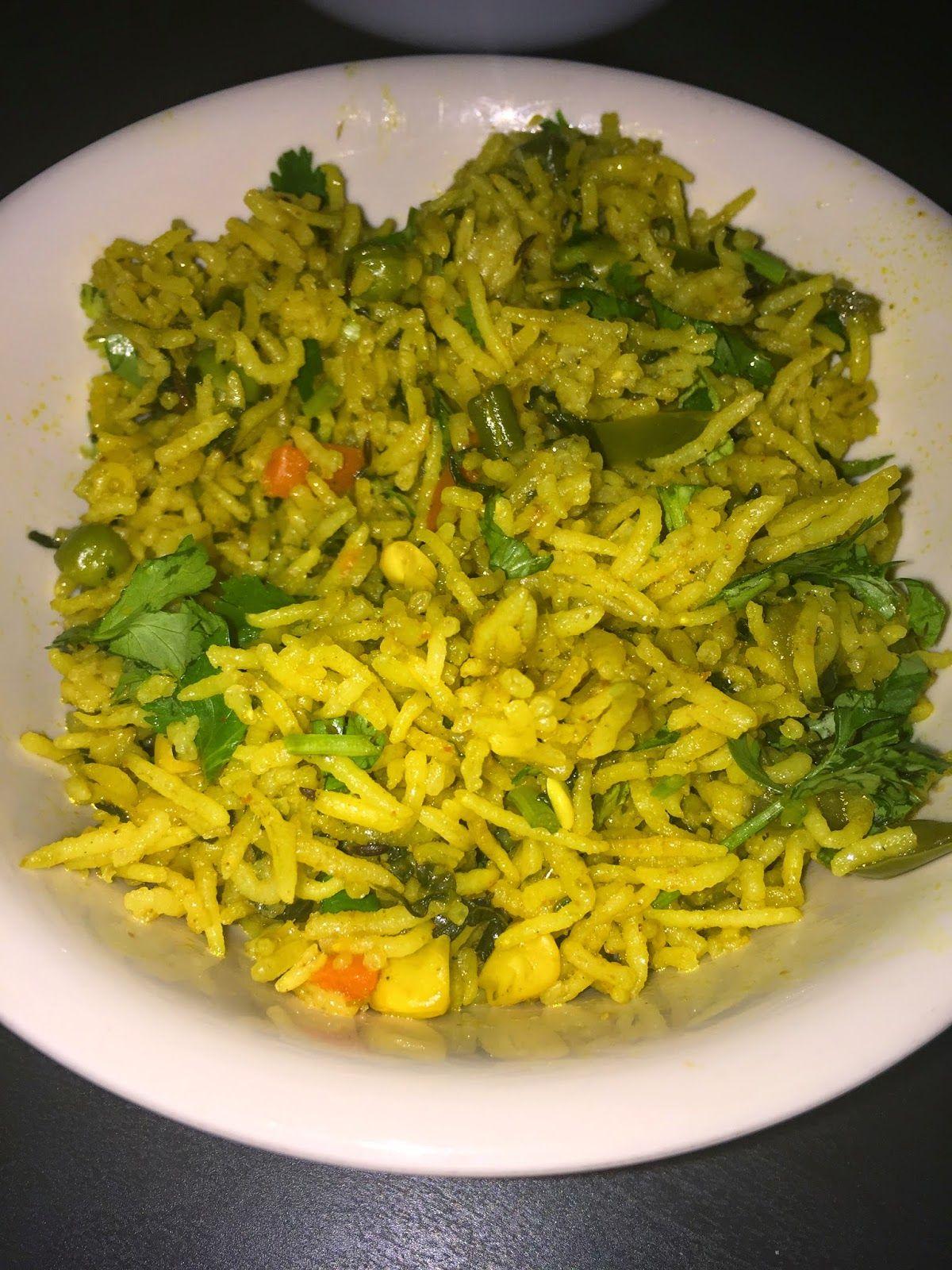 Jain tadka vegetable pulav indian rice pinterest jain jain tadka vegetable pulav forumfinder Images