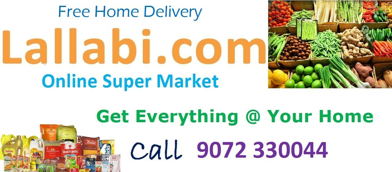 6fd41b1085f5a Lallabi.com Online #Supermarket provides you best quality of #Groceries,  #vegetables,#fruits and all categories of #Grocery items at reasonable  prices.