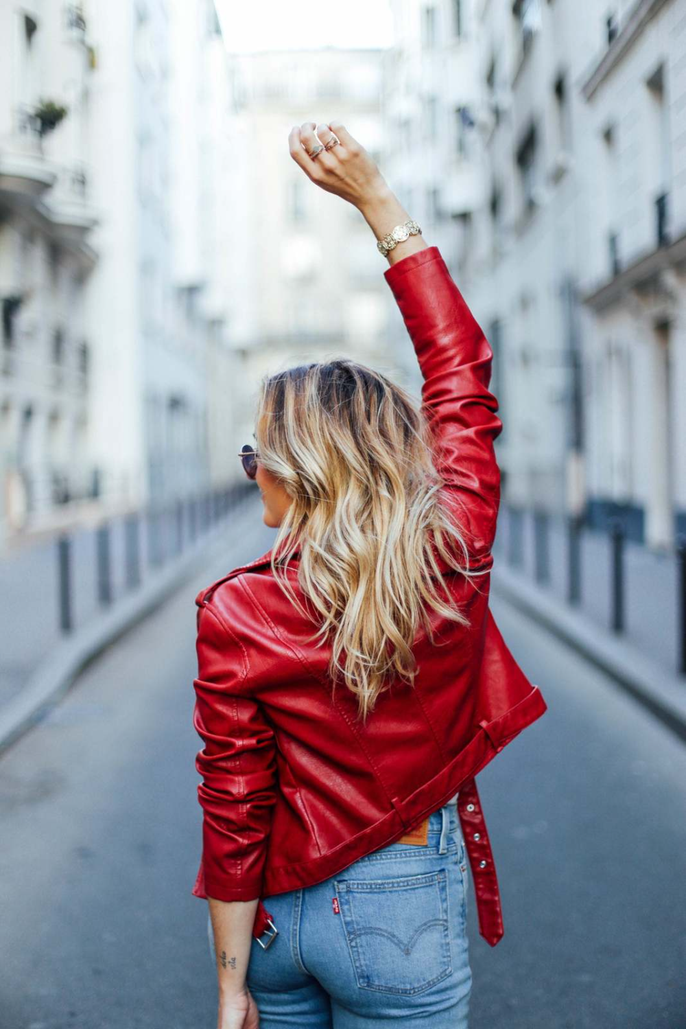 Designer Genuine Leather Handmade Woman Red Moto Women Leather Jacket Coats Jackets Vests In 2021 Leather Jackets Women Leather Jacket Red Jacket Outfit [ 1499 x 1000 Pixel ]