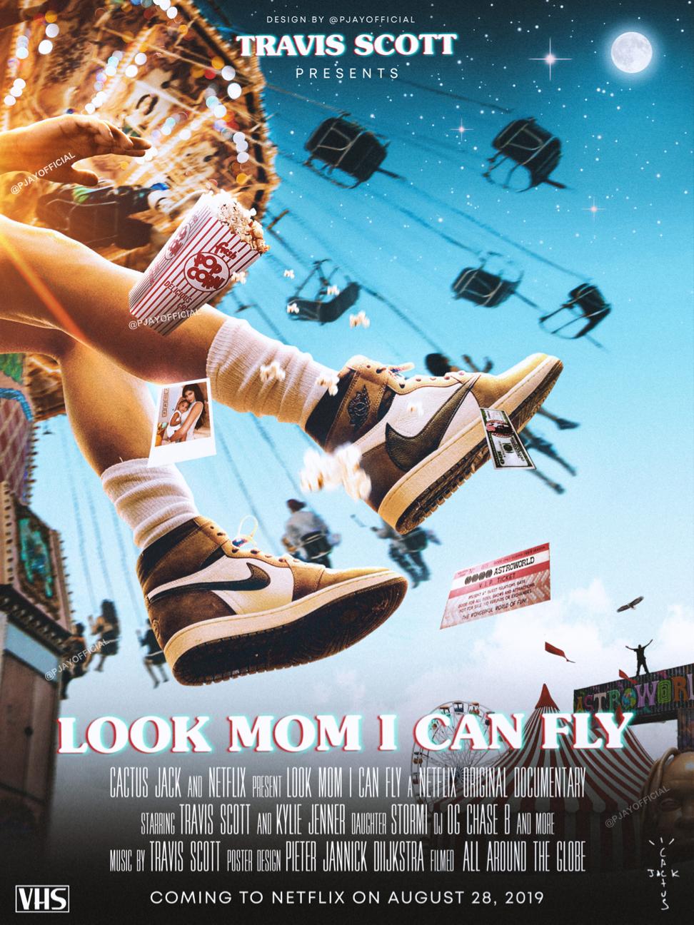 travis scott look mom i can fly movie