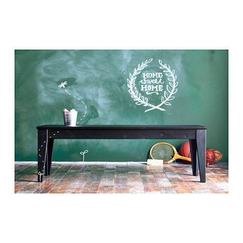 ikea nornas bench painted - Google Search | Mudroom / Entryway ...