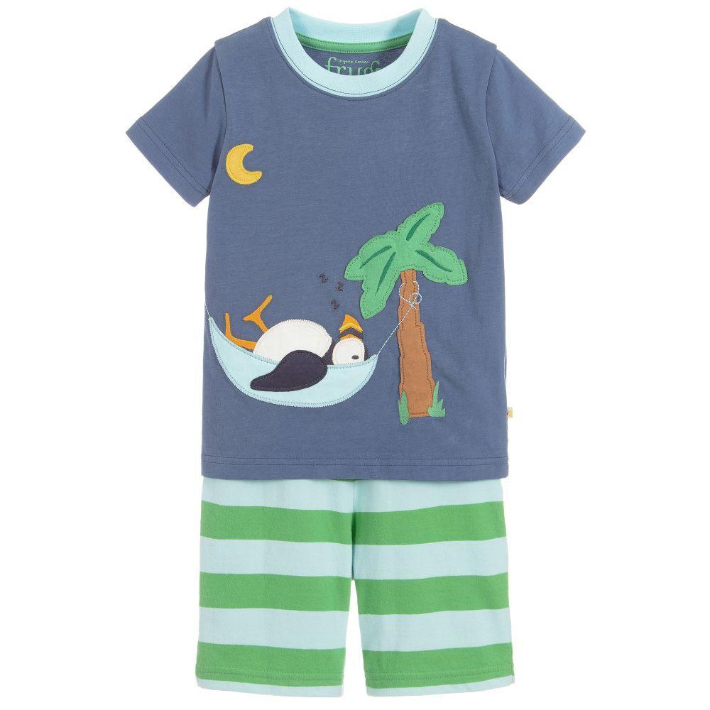 0da65953d89f Boys short pyjamas by Frugi