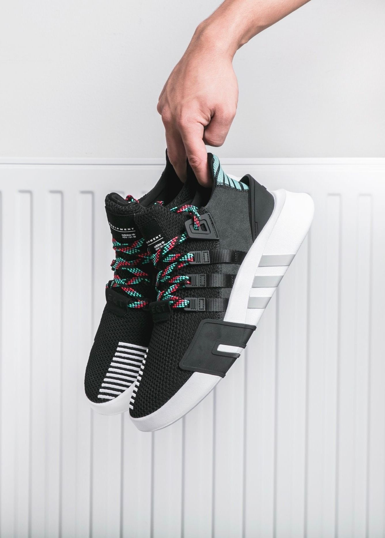 adidas EQT Basketball ADV Adidas Sneakers, Shoes Sneakers, Sneakers  Fashion, Streetwear Shoes, 44affdedb2
