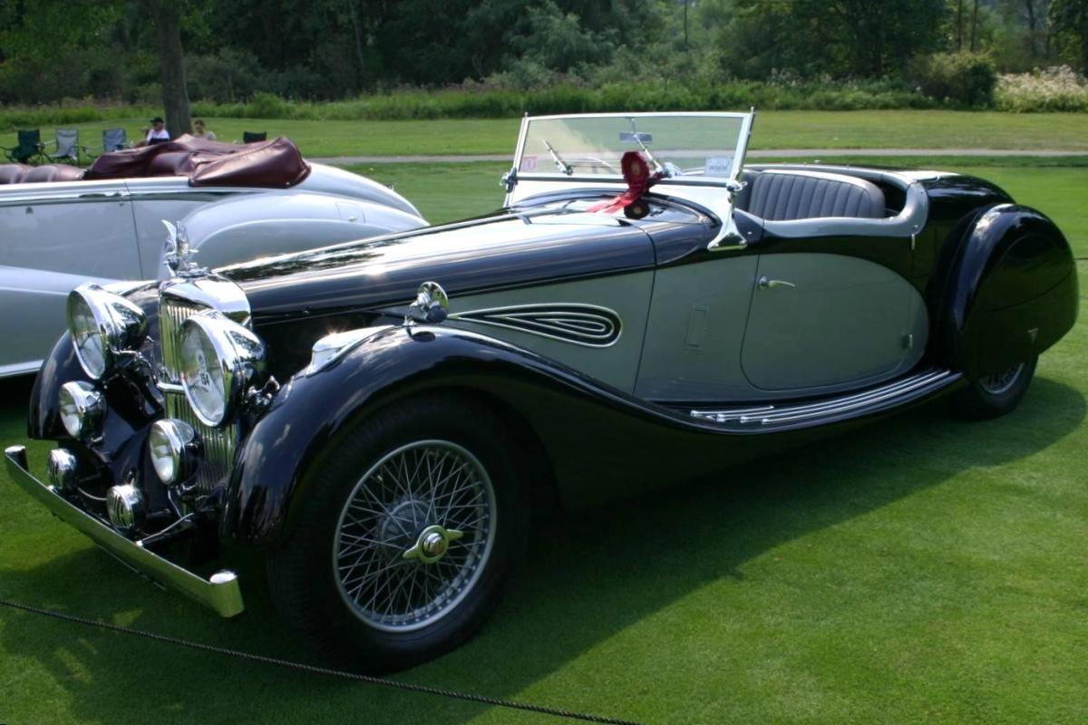 1937-alvis-automobile Maintenance/restoration of old/vintage ...