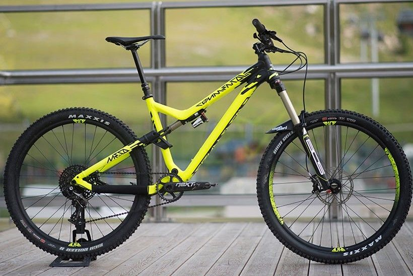 News The 2015 Commencal Meta Am V4 Enduro Evolution Mtb Bike