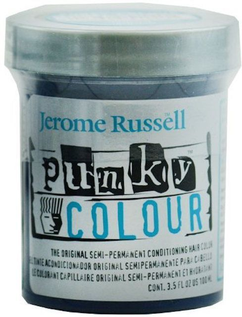 Best Brands for Bright and Crazy Hair Color: Jerome Russell Semi-Permanent Punky Colour Hair Cream